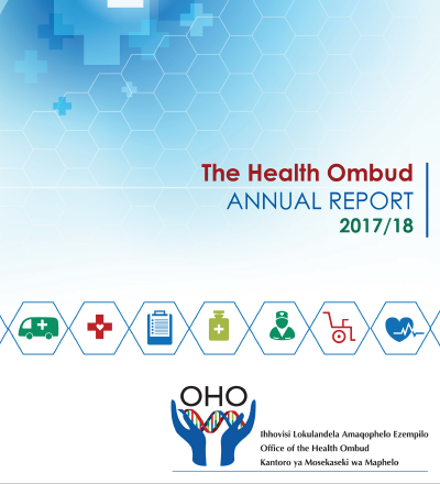 OHO Annual Report 2017-18