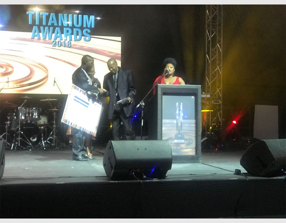 "Congratulations to Professor Malegapuru William Makgoba for winning the BHF Titanium Award in the category ""Creating Access to Health Care"" on the of Life Esidimeni Investigations"