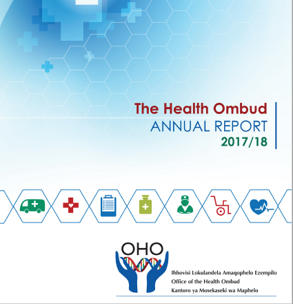 The Health Ombud Annual Report 2017/18